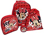 Minnie Mouse Mad About Minnie Luggage...