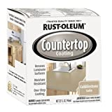 Rust-Oleum 263206 Countertop Coating Premix, 32-Ounce Kit, Cobblestone