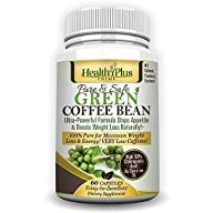 Health Plus Prime Green Coffee Bean E…