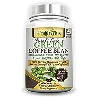 Health Plus Prime Green Coffee Bean E…