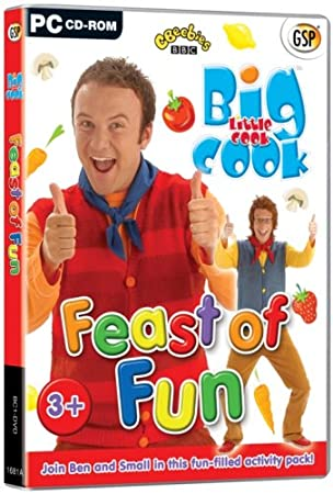 Big Cook Little Cook : Feast of Fun (PC)