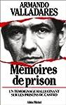 M�moires de prison