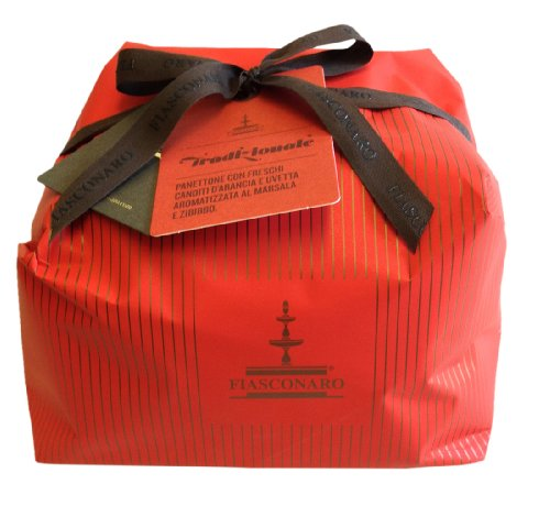 Fiasconaro Panettone Traditional Italian Christmas Cake 36.7oz. 1 kilogram