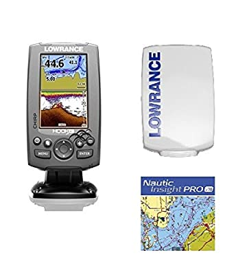 Lowrance Hook-4 Combo Nautic Insight 83/200/455/800 Hdi T/m from Lowrance