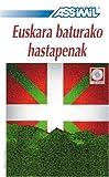 echange, troc J.Charles Beaumont, Ramon Lazkano - Euskara baturako Hastapenak ; Enregistrements CD Audio (x3)