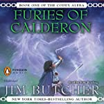 Furies of Calderon: Codex Alera, Book 1 (       UNABRIDGED) by Jim Butcher Narrated by Kate Reading