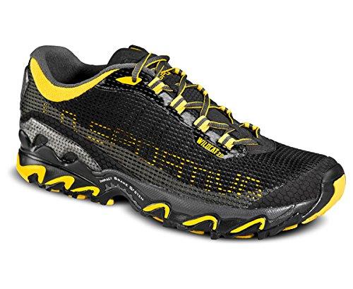 La Sportiva Scarpe da escursionismo Wild Cat 3.0 Black / Yellow 43