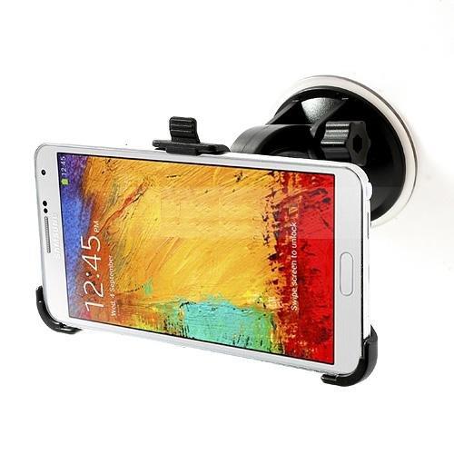 360 Rotary Ball Head Car Windshield Mount Holder for Samsung Galaxy Note 3 N9000 N9002 N9005