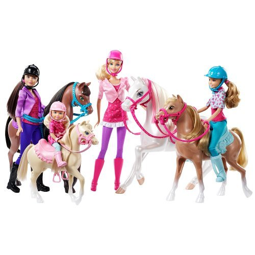 Barbie Sisters Horse Adventure A Pony Tale