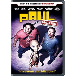Paul Movie on DVD