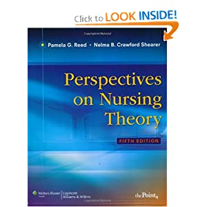 Perspectives on Nursing Theory  by Pamela G. Reed