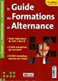 Le Guide des Formations en Alternance