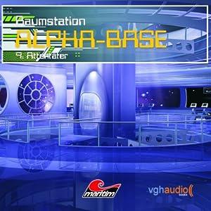 Attentäter (Raumstation Alpha-Base 9) Hörspiel