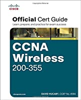 CCNA Wireless 200-355 Official Cert Guide Front Cover