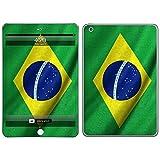 """atFoliX Designfolie """"Brasilien Flagge"""" f�r Apple iPad Mini - ohne Displayschutzfolievon """"Designfolien@FoliX"""""""