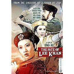 The Fate of Lee Khan [Blu-ray]