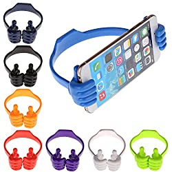 Cute Fashionable Universal Mount OK Phone Stand Holder ( Colors May Vary ) For Smartphones All Iphone Models Tablets Only From M.P.Enterprises