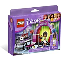 Lego 3932 Friends Andrea's Stage Small Boxed Set