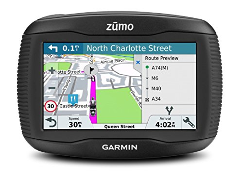garmin zumo 345lm gps moto 4 3 pouces carte europe de l ouest 24 pays gratuite vie. Black Bedroom Furniture Sets. Home Design Ideas