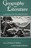 img - for Geography and Literature by William Mallory (1987-01-31) book / textbook / text book