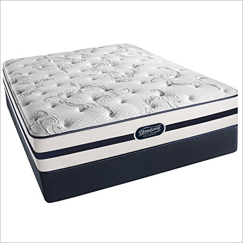 Simmons Beautyrest Recharge Post Woods 17 Inch Plush Mattress in Twin
