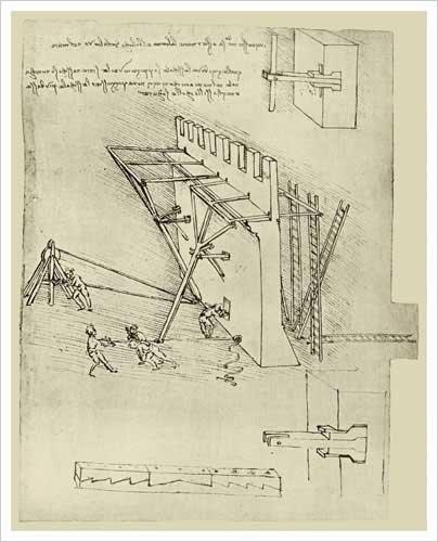 Da Vinci Device