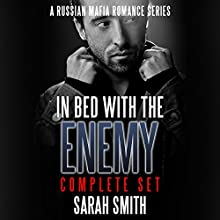 In Bed with the Enemy Complete Set Audiobook by Sarah Smith Narrated by Robin Davis