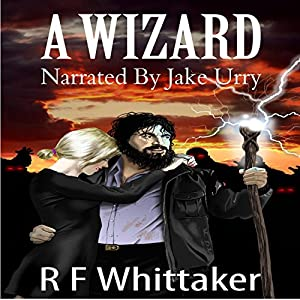 A Wizard Audiobook