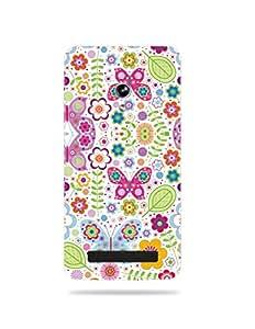 alDivo Premium Quality Printed Mobile Back Cover For Asus Zenfone 6 / Asus Zenfone 6 Printed Mobile Case (KT313-3D-A3-AZ6)