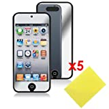 SODIAL(R) 5 x Mirror Screen Protector Compatible with Apple iPod touch 5th Generation