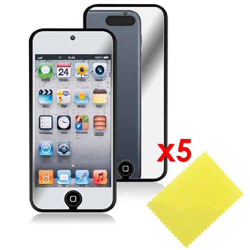 Toogoo(R) 5 X Mirror Screen Protector Compatible With Apple Ipod Touch 5Th Generation