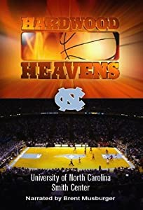 Hardwood Heavens: North Carolina: Dean Dome DVD