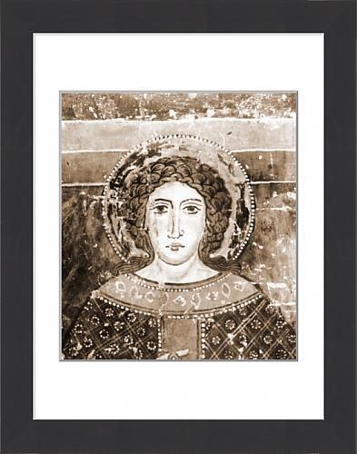 framed-print-of-abruzzo-l-aquila-bominaco-s-pellegrino-oratory-italy-20th-century