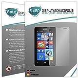 2 x Slabo pellicola protettiva per display Microsoft Lumia 435 protezione display No Reflexion|Anti-Riflesso ...