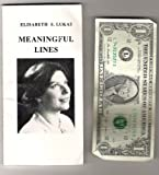 img - for Meaningful Lines (Logophilosophical Wisdom) book / textbook / text book