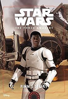 Book Cover: Star Wars Finn's Story