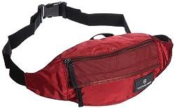Victorinox Red Waist Money Belt (32388903)