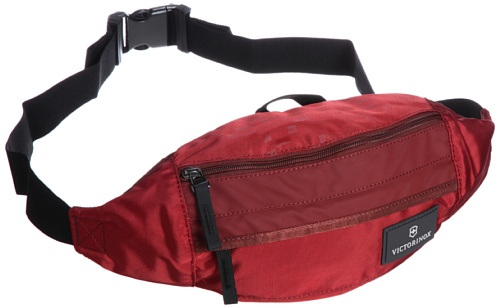 Victorinox Red Waist Money Belt (32388903)