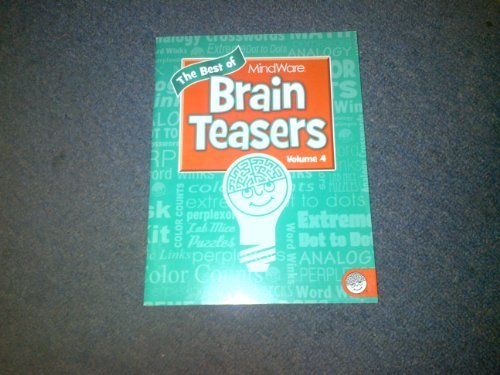 The Best Of Mindware Brain Teasers Volume 4 front-841518