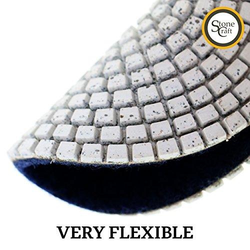 stonecraft-tm-dischi-diamantati-per-lucidare-disco-diamantato-platorelli-professionali-4-pollici-dry
