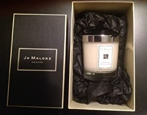 "Jo Malone Grapefruit Scented Home Candle (3 1/2""H x 3""W) Approx. burn time: 45 hours."