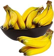 Faux Banana Bunch - Set of 4 Bunches