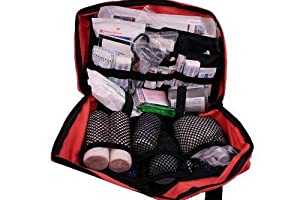 Elite First Aid Master Camping First Aid Kit by Elite