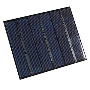 W8sunjs 6v 3.5w 580-600MA Solar Panel USB Travel Battery Charger from W8sunjs
