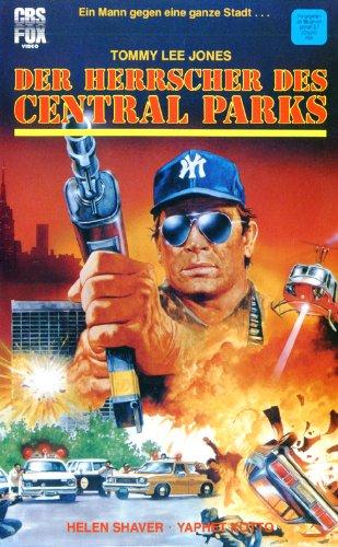Der Herrscher des Central Parks [VHS]