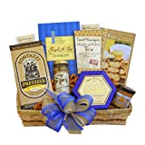 California Delicious Thank You Snacker Gift Basket, 4 Pound