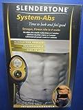 最新版スレンダートーンシステムABS 男性用 腹筋ベルトEMS ヨーロッパ正規品 スレンダートーン最上位機種(一般用)