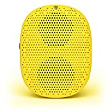 iSound PopDrop Wireless Speaker, Lemon Drop
