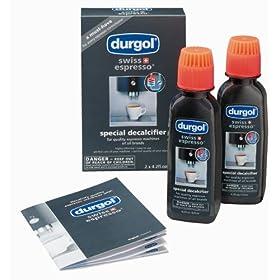 Durgol 0291 Swiss Espresso Special Decalcifier