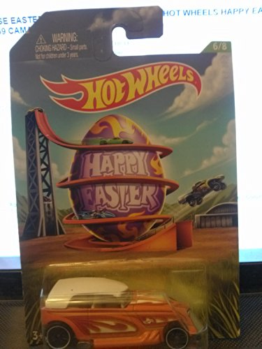 Hot Wheels Happy easter 6/8 Phaeton 2013 - 1
